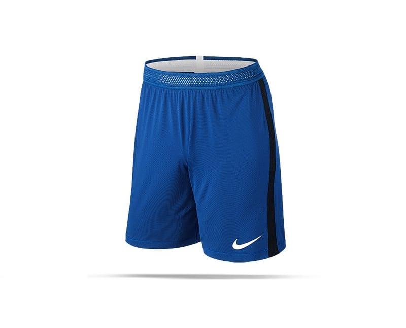 NIKE Vapor I Knit Short (455) - blau
