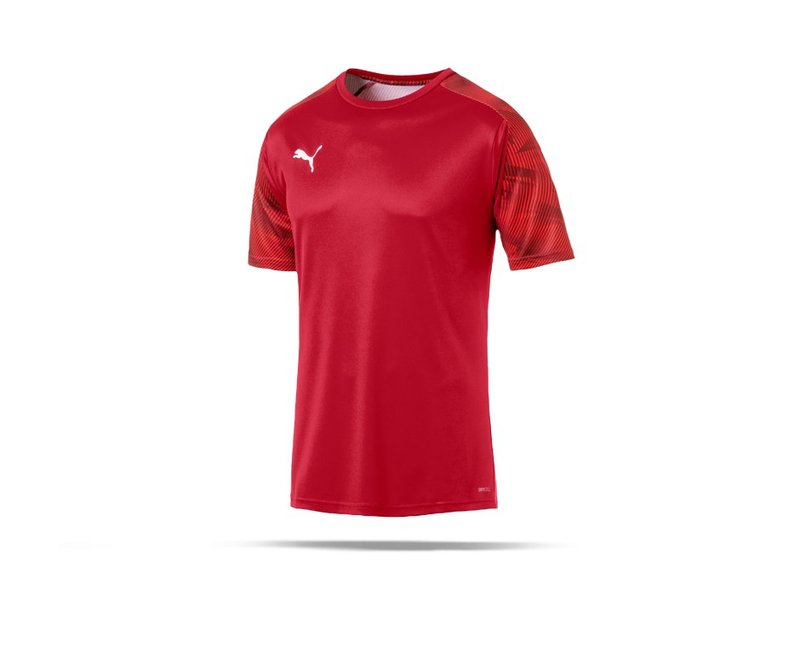PUMA CUP Training T-Shirt (001) - rot