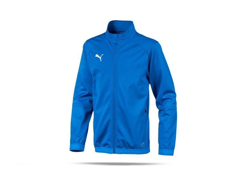 PUMA LIGA Training Jacket Trainingsjacke Kinder (002) - blau