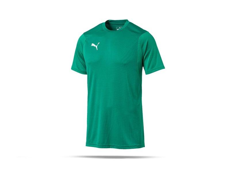 PUMA LIGA Training T-Shirt (005) - gruen