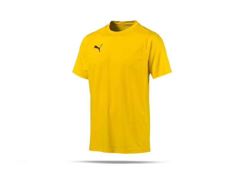 PUMA LIGA Training T-Shirt (007) - gelb