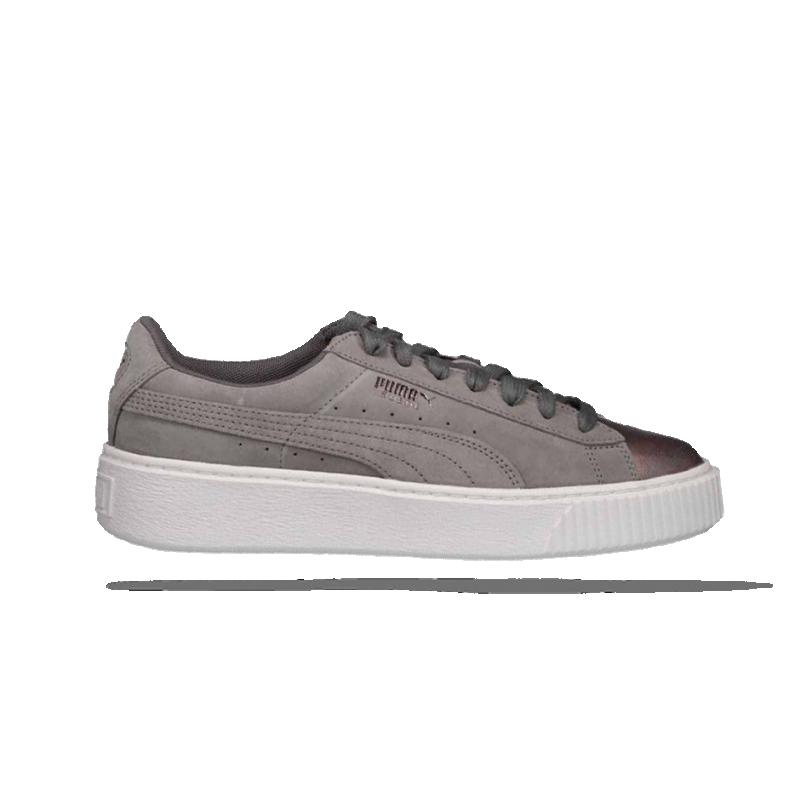 PUMA Suede Platform LunaLux Sneaker Damen (01)