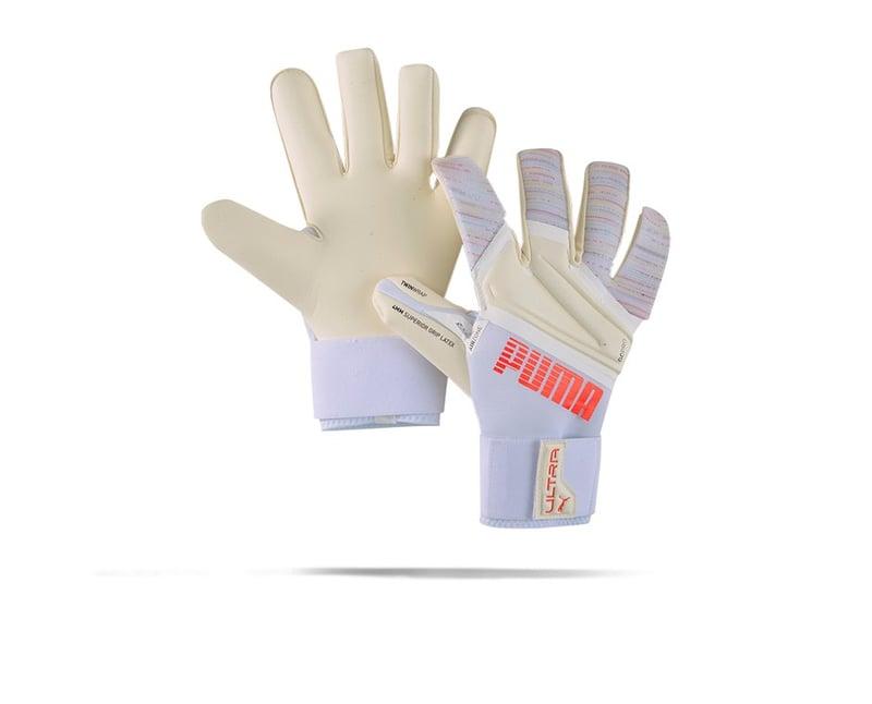 PUMA ULTRA Spectra Grip Hybrid Pro TW-Handschuh Rot (009) - rot