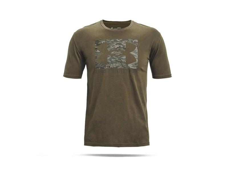 Under Armour ABC Camo Boxed T-Shirt Training (369) - gruen