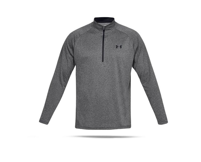 UNDER ARMOUR Tech 1/2 Zip Shirt (090) - grau